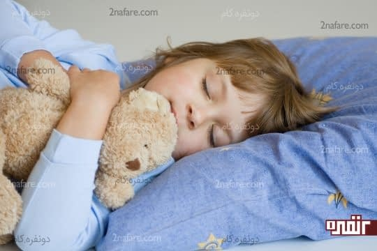 تاثیر منفی خواب نامنظم بر رشد توانایی های کودک