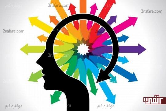 روانشناسی رنگ ها و تاثیر هر رنگ بر شخصیت افراد