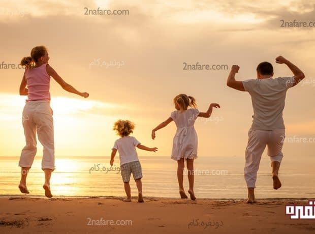 روش های ساده و کاربردی برای شاد بودن