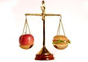 رژیم لاغری