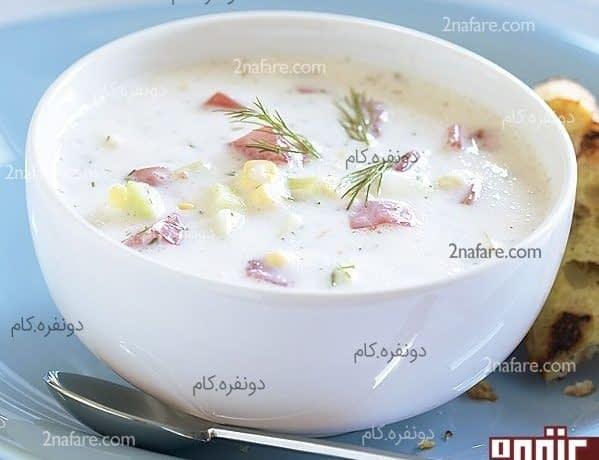سوپ سرد
