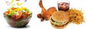 غذای رژیمی