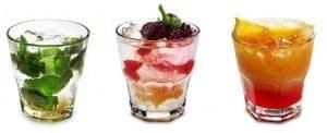 نوشیدنی تابستانی میوه ای