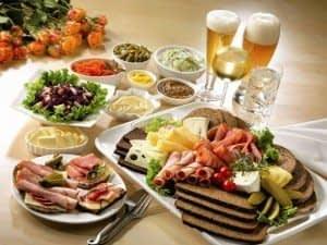 کنترل کالری غذا