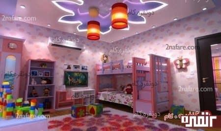 دکوراسیون اتاق کودک