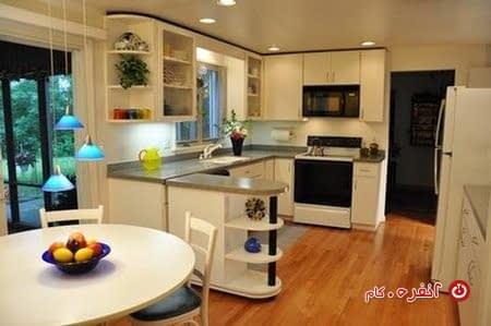 آشپزخانه شبه جزیره