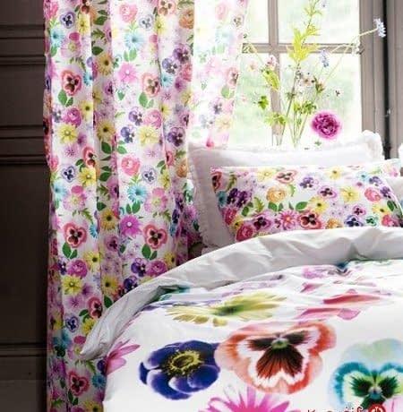 اتاق خواب تابستانی