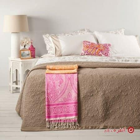 استفاده از رنگها در دکوراسیون اتاق خواب