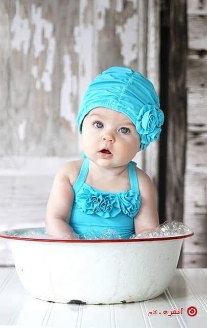 بچه خوشگل
