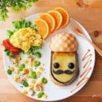 تزیین غذای کودک فوق العاده زیبا - چرا و چگونه؟