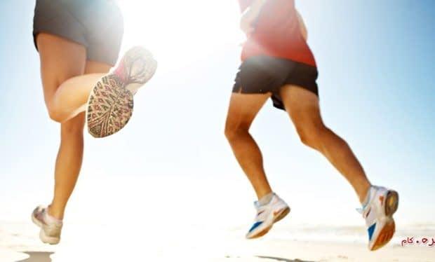 تمرینات ورزشی برای لاغری