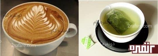 قهوه چای سبز