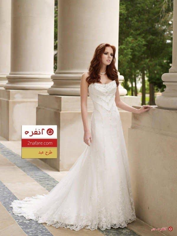 لباس عروس مدل عبد