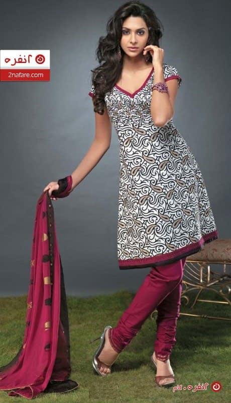 مدل زیبا لباس سنتی