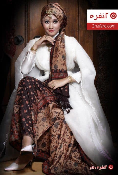 مدل لباس حجاب شیک