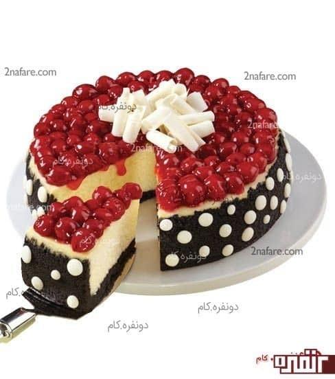 تزیین کیک زیبا