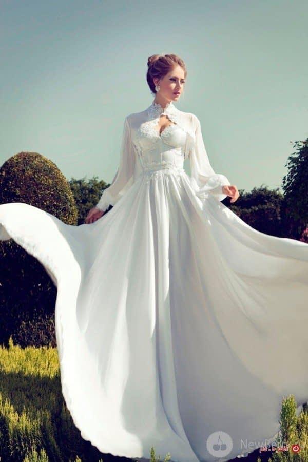 لباس شب و نامزدی حجاب