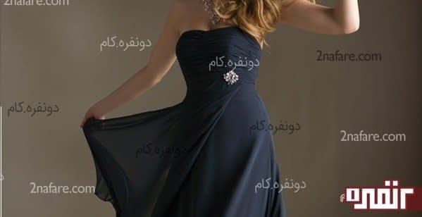 لباس شب و نامزدی زیبا