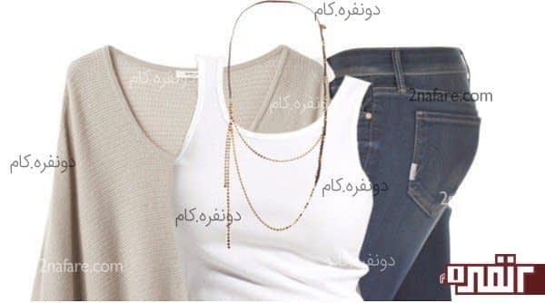 مدل جدید لباس فشن 2013