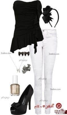مدل لباس جدید فشن 2013