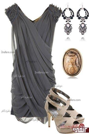 مدل لباس مجلسی فشن 2013