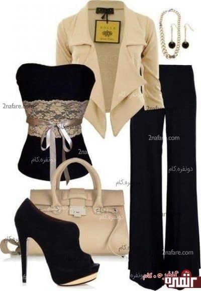 مدل کت و شلوار زیبا و جدید در فشن 2013