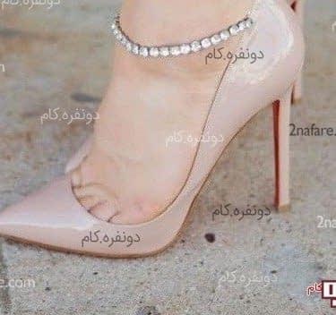 مدل کفش مجلسی زیبا