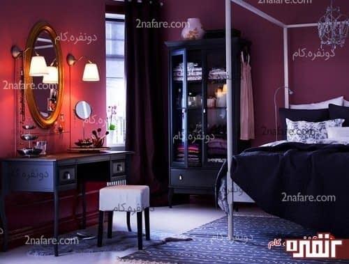 اتاق خواب در دکوراسیون داخلی