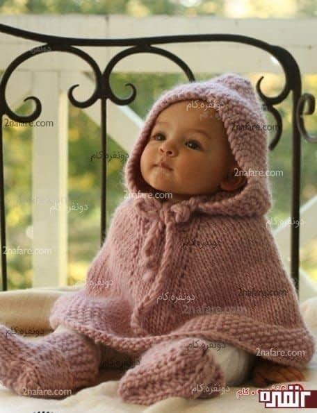 بافت زیبا ی کودکانه خوشگل