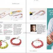 دانلود مجله مولی کاردستی دستبند