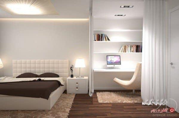 دکوراسیون و طراحی داخلی اتاق خواب