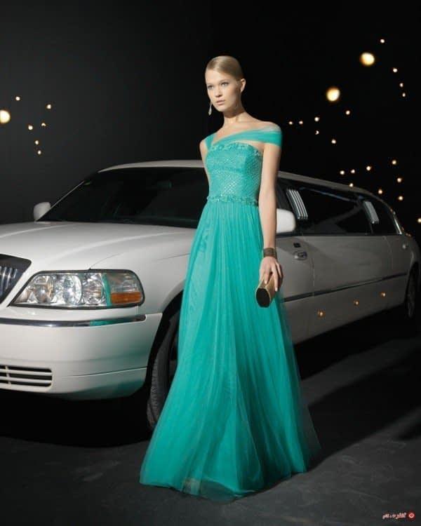 لباس شب و مجلسی جدید 2013