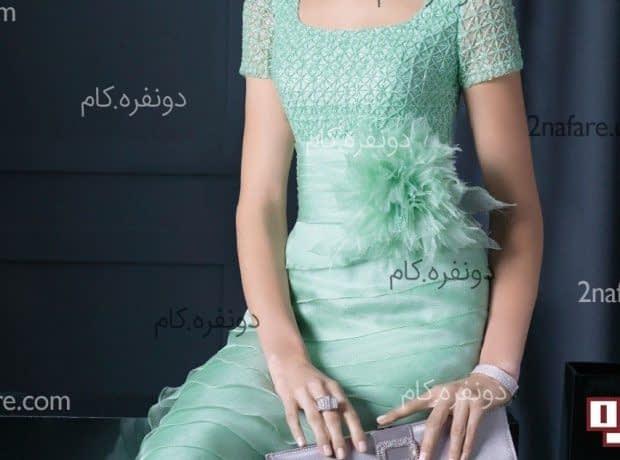 لباس مجلسی و شب بسیار زیبا 2013