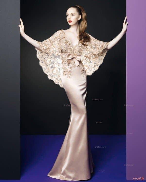 مدل جدید لباس مجلسی بلند