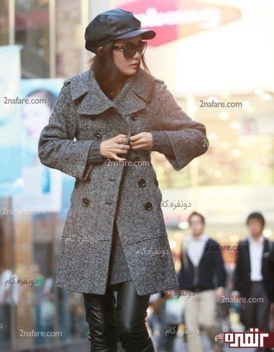 مدل جدید پالتو دخترانه برای زمستان