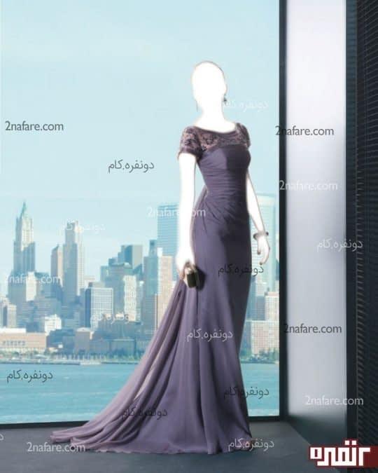 مدل لباس شب جدید