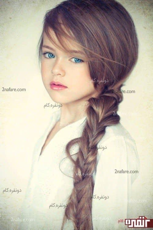 مدل موی بافت دخترونه