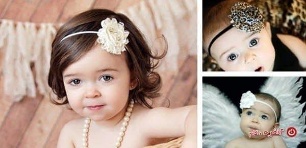 مدل مو برای دختر بچه های ناز