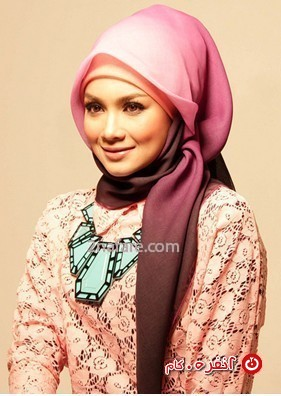 مدل حجاب زیبا