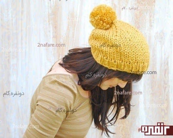 مدل زیبای کلاه برای زمستان