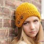 مدل های زیبا و متنوع کلاه بافتنی برای زمستان