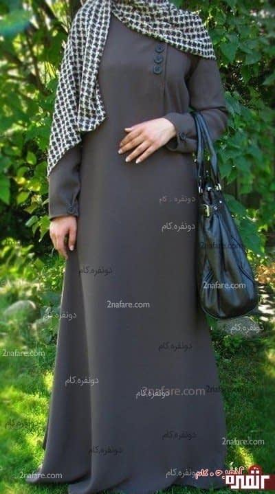 لباس زیبا ی مدل حجاب