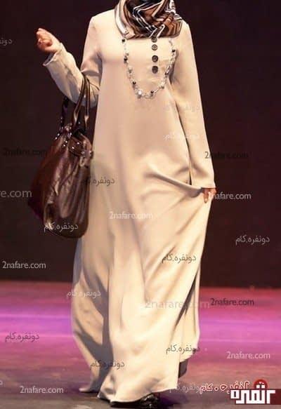لباس مدل حجاب زیبا و شیک