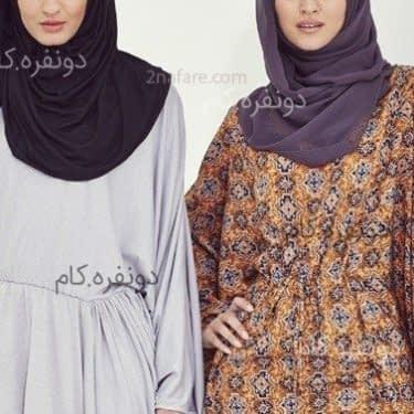 مانتو های مدل حجاب زیبا