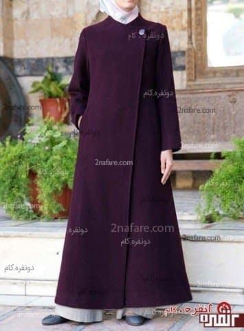 مدل مانتو زیبا و با حجاب