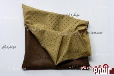 آموزش مرحله به مرحله ساخت کیف چرم