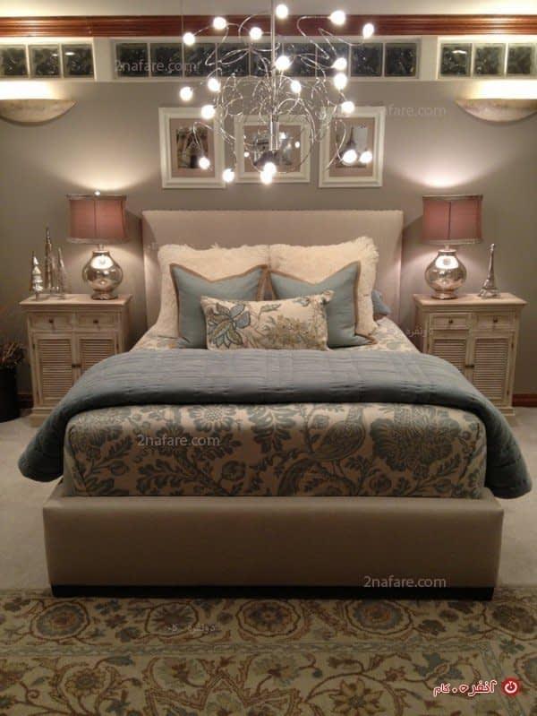 اتاق خواب زیبا و رویایی