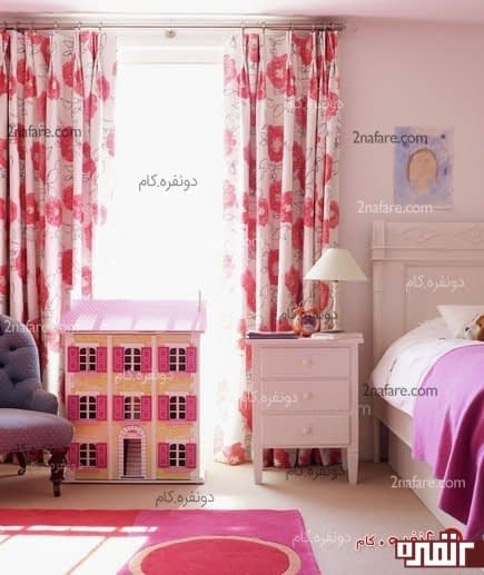 انتخاب رنگ ها برای اتاق خواب