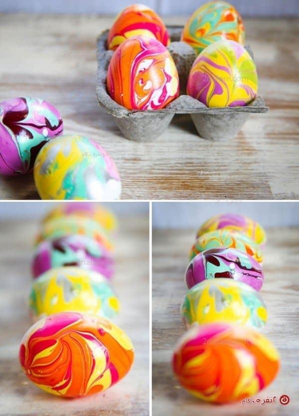 تخم مرغ رنگی نوروز