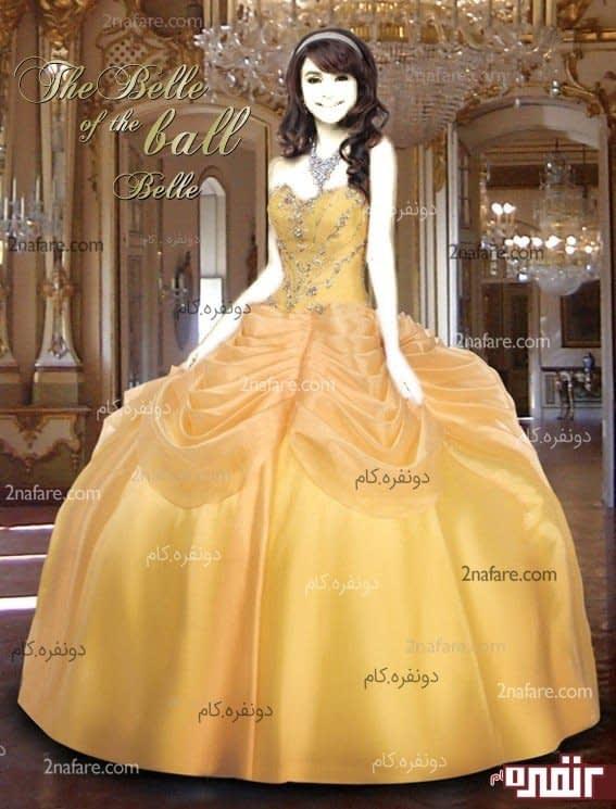 عکس لباس عروس حنابندان